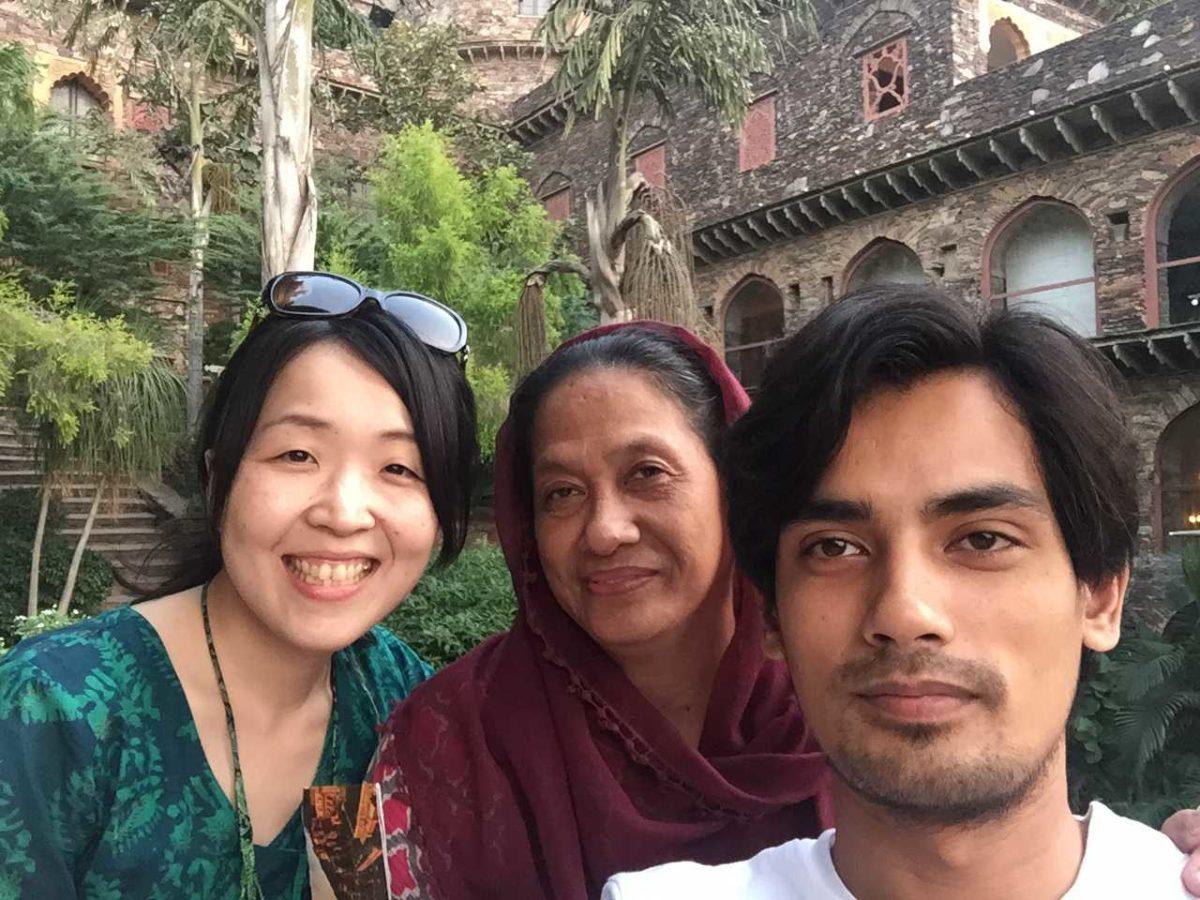 錦織さんのインド物語(Part5) ~彼氏と家族と