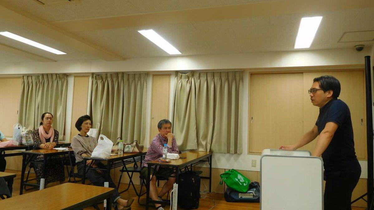 日本帰省記06月02日(2) 中野でのセミナー&オフ
