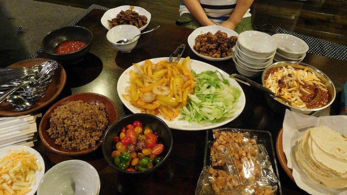 日本帰省記06月02日(3) 古民家の宴
